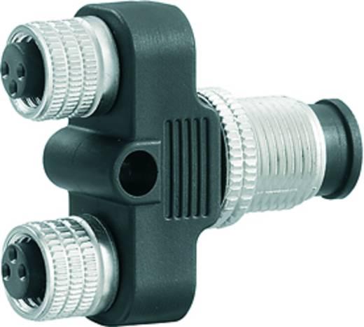 Sensor-/Aktor-Verteiler und Adapter Adapter, Y-Form Polzahl (RJ): 4 Weidmüller 1805660000 SAI Y-4S M8-M8 1 St.