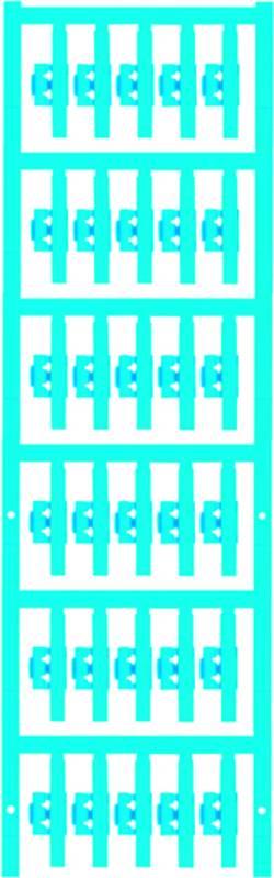 Porte-étiquette Weidmüller SFC 1/30 NEUTRAL BL 1805720000 Surface de marquage: 30 x 4.10 mm bleu atoll 150 pc(s)