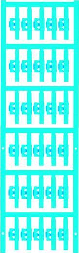 Zeichenträger Montageart: aufclipsen Beschriftungsfläche: 30 x 4.10 mm Passend für Serie Einzeldrähte Atoll-Blau Weidmüller SFC 1/30 NEUTRAL BL 1805720000 Anzahl Markierer: 150 150 St.