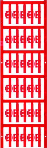 Zeichenträger Montageart: aufclipsen Beschriftungsfläche: 30 x 4.10 mm Passend für Serie Einzeldrähte Rot Weidmüller SFC 1/30 NEUTRAL RT 1805740000 Anzahl Markierer: 150 150 St.