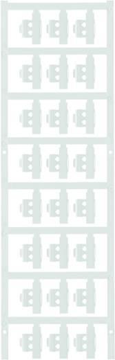 Zeichenträger Montage-Art: aufclipsen Beschriftungsfläche: 21 x 5.80 mm Passend für Serie Einzeldrähte Weiß Weidmüller S