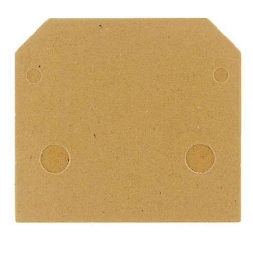 Abschlussplatte AP SAK4-10 KRG 0117920000 Weidmüller 20 St.