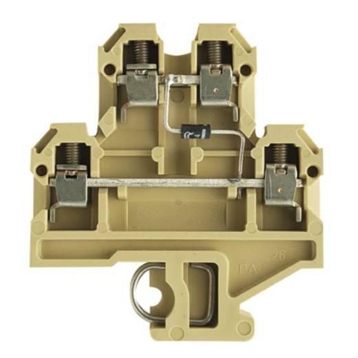 Bauelement-Reihenklemme DK 4/32 1D CSA A1 Weidmüller Inhalt: 25 St.