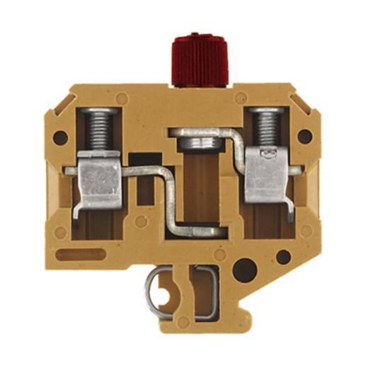 Sicherungs-Reihenklemme SAKS 3 GZ/6.3X32 Weidmüller Inhalt: 20 St.