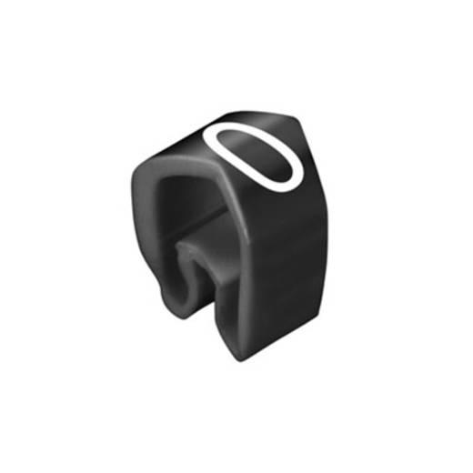 Kennzeichnungsring Aufdruck 0 Außendurchmesser-Bereich 4 bis 10 mm 0251311503 CLI C 2-4 SW/WS 0 MP Weidmüller