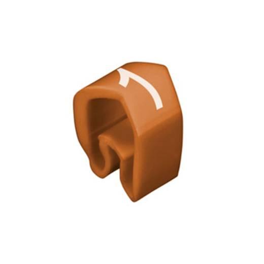 Kennzeichnungsring Aufdruck 1 Außendurchmesser-Bereich 4 bis 10 mm 0251311506 CLI C 2-4 br/wit 1 MP Weidmüller