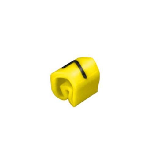 Kennzeichnungsring Aufdruck 7 Außendurchmesser-Bereich 1 bis 3 mm 0252111523 CLI C 02-3 GE/SW 7 MP Weidmüller