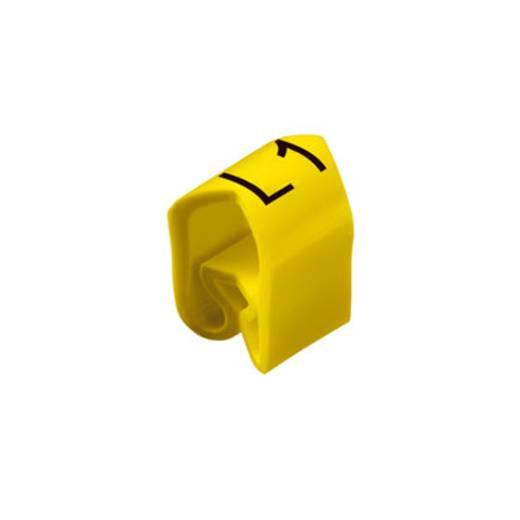 Kennzeichnungsring Aufdruck X1 Außendurchmesser-Bereich 8 bis 16 mm 0253511750 CLI C 3-9 GE/SW X1 MP Weidmüller