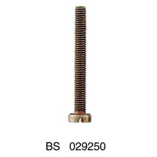 Befestigungsschraube BFSC M3X25 0292500000 Weidmüller 100 St.