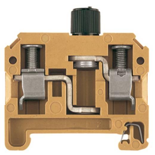Sicherungs-Reihenklemme SAKS 3/35 G/ 5x30 500V Weidmüller Inhalt: 20 St.