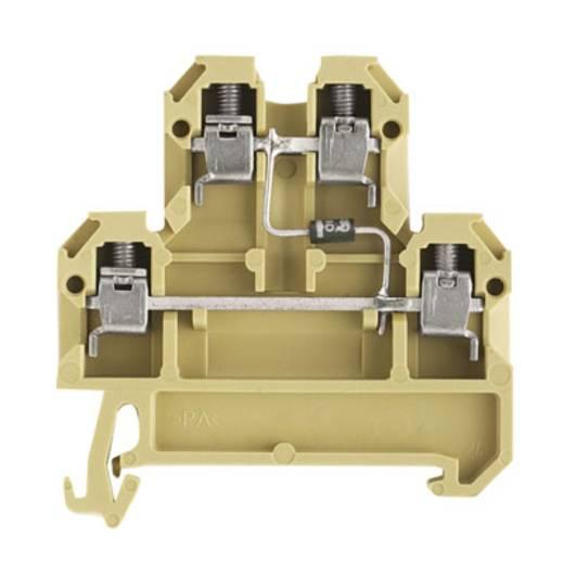 Bauelement-Reihenklemme DK 4/35 2D GET.RAIL A1 Weidmüller Inhalt: 25 St.