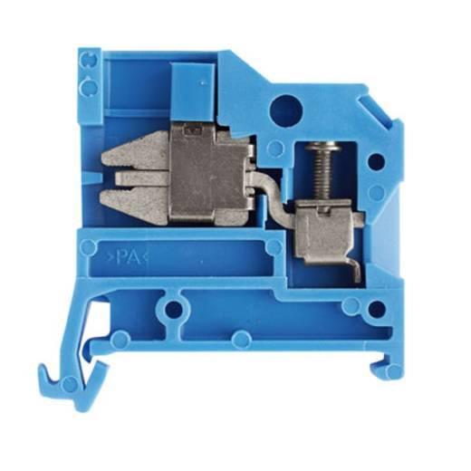 Neutralleiter-Reihenklemme NT 2.5/35 10X3 BL Weidmüller Inhalt: 100 St.