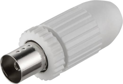 Koax-Kupplung Kabel-Durchmesser: 7.8 mm