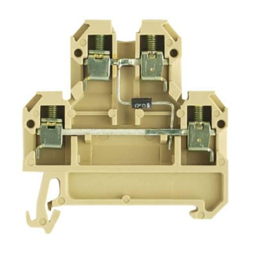 Bauelement-Reihenklemme DK 4/35 1D A1 Weidmüller Inhalt: 25 St.