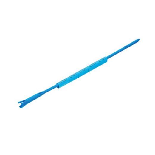 Kennzeichnungsring Aufdruck 6 Außendurchmesser-Bereich 3 bis 5 mm 0572901520 CLI R 1-3 BL/SW 6 Weidmüller