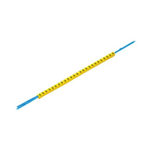 Kennzeichnungsring Außendurchmesser-Bereich 3 bis 5 mm 0572901687 CLI R 1-3 GE NE Weidmüller