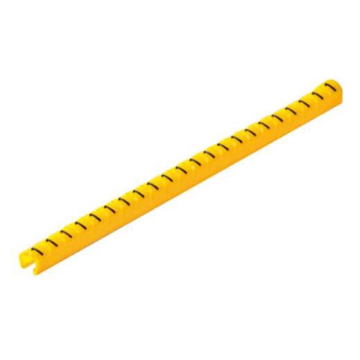 Kennzeichnungsclip Aufdruck 4 Außendurchmesser-Bereich 2 bis 3 mm 0648001514 CLI O 10-3 GE/SW 4 MP Weidmüller