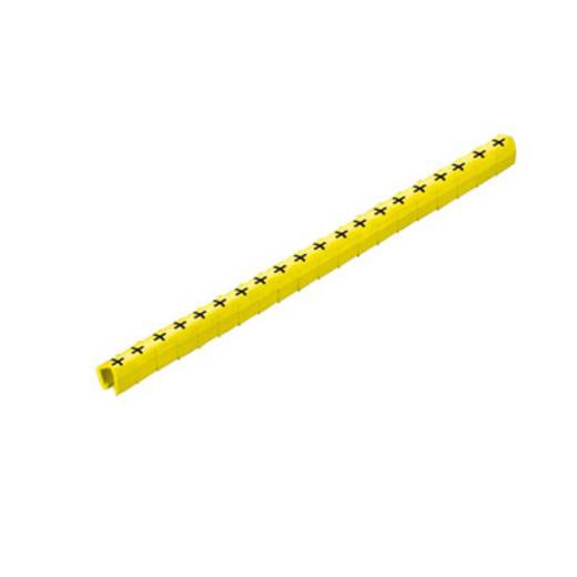 Kennzeichnungsclip Aufdruck + Außendurchmesser-Bereich 2 bis 3 mm 0648001738 CLI O 10-3 GE/SW + MP Weidmüller