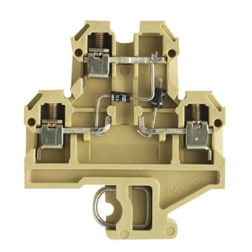 Bauelement-Reihenklemme DK 4/32 2D A1 Weidmüller Inhalt: 25 St.