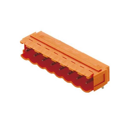 Stiftgehäuse-Platine BL/SL 5.00 Polzahl Gesamt 4 Weidmüller 1580880000 Rastermaß: 5 mm 100 St.