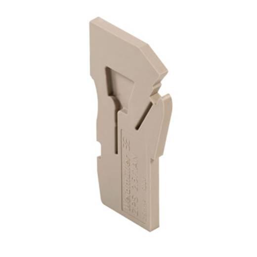 Steckverbinder ZP 2.5/1AN/QV/3 GN/BE 1106320000 Weidmüller 25 St.