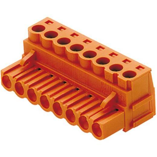 Weidmüller 1529360000 Buchsengehäuse-Kabel BL Polzahl Gesamt 8 Rastermaß: 5.08 mm 50 St.