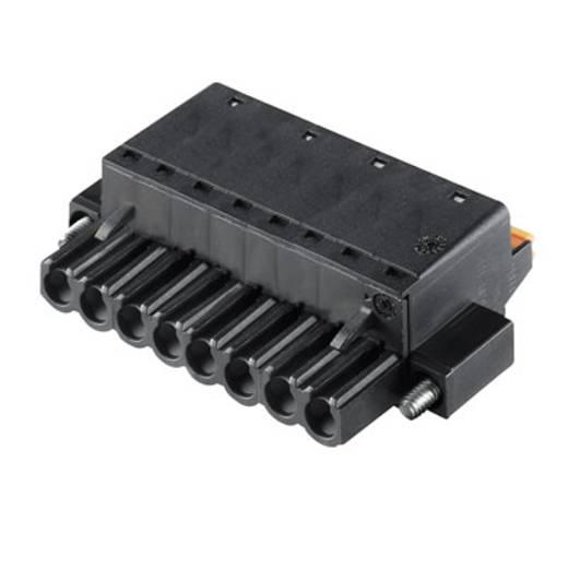 Buchsengehäuse-Kabel BL/SL Polzahl Gesamt 6 Weidmüller 1017280000 Rastermaß: 5 mm 42 St.