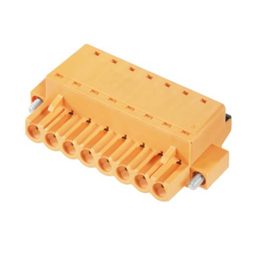 Buchsengehäuse-Kabel BL/SL Polzahl Gesamt 5 Weidmüller 1013120000 Rastermaß: 5.08 mm 48 St.