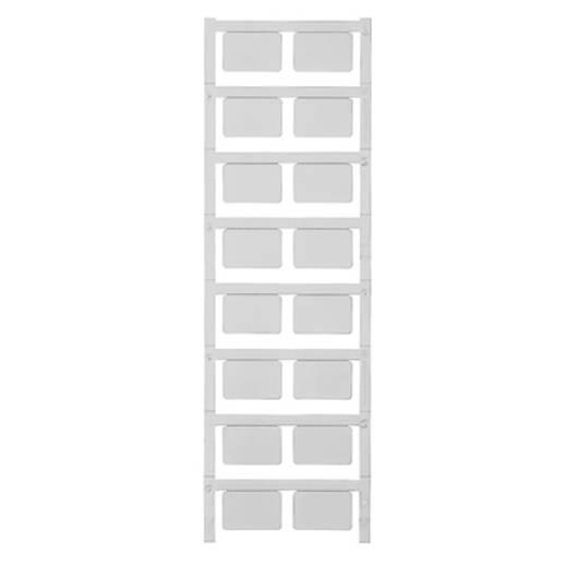 Gerätemarkierung Montageart: aufkleben Beschriftungsfläche: 27 x 18 mm Passend für Serie Geräte und Schaltgeräte, Universaleinsatz, Taster und Schalter 22 mm Grau Weidmüller SM 27/18 K MC NE GR 1073340000 Anzahl Markierer: 80 80 St.