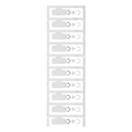 Leitermarkierer Montageart: aufclipsen Beschriftungsfläche: 27 x 12 mm Passend für Serie Einzeldrähte Weiß Weidmüller DMC 12/27 MC NE WS 1016030000 Anzahl Markierer: 50 50 St.