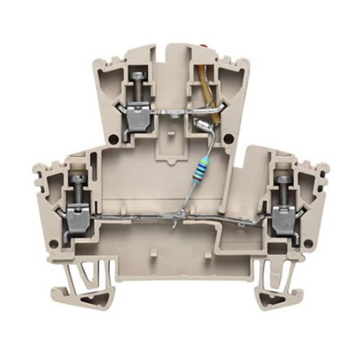 Doppelstock-Reihenklemme WDK 2.5 LD RT 24VDC +- Weidmüller Inhalt: 25 St.