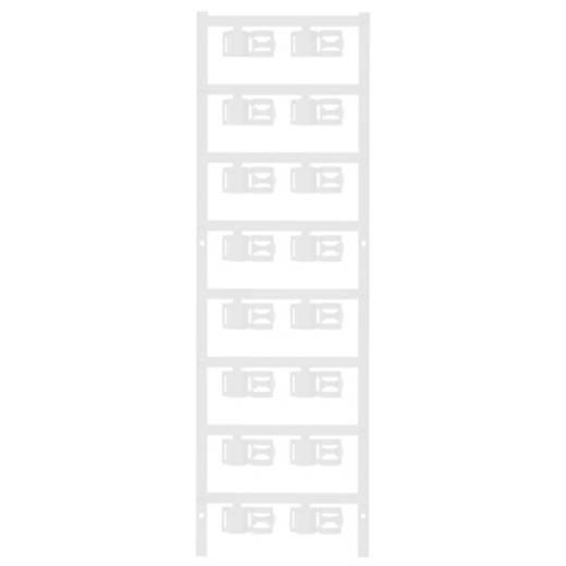 Zeichenträger Montage-Art: aufclipsen Beschriftungsfläche: 12 x 5 mm Passend für Serie Einzeldrähte Weiß Weidmüller SFC