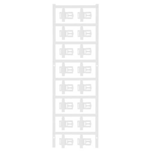 Zeichenträger Montageart: aufclipsen Beschriftungsfläche: 21 x 5 mm Passend für Serie Einzeldrähte Weiß Weidmüller SFC 3/21 MC NE WS 1025260000 Anzahl Markierer: 80 80 St.