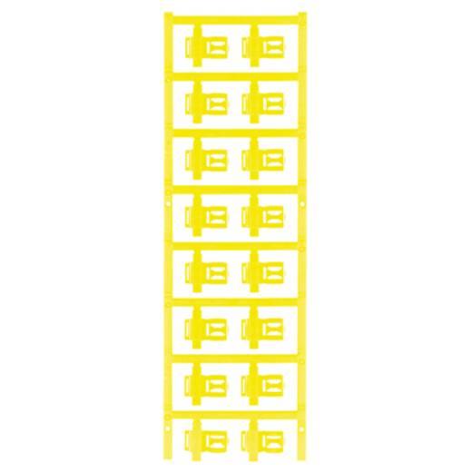 Zeichenträger Montage-Art: aufclipsen Beschriftungsfläche: 21 x 5 mm Passend für Serie Einzeldrähte Gelb Weidmüller SFC