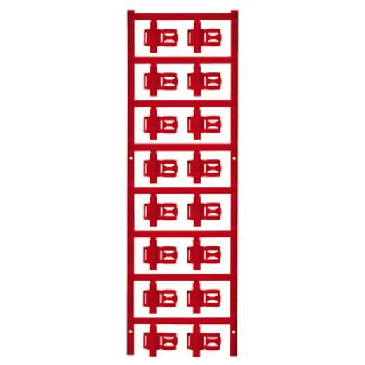 Zeichenträger Montageart: aufclipsen Beschriftungsfläche: 21 x 5 mm Passend für Serie Einzeldrähte Red Weidmüller SFC 3/21 MC NE RT 1025290000 Anzahl Markierer: 80 80 St.