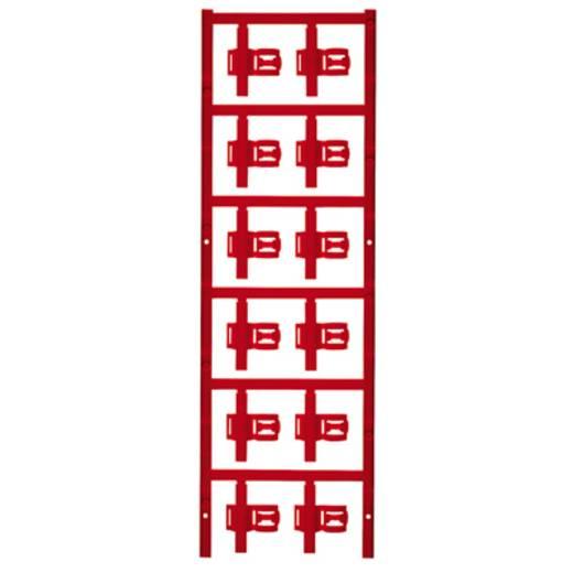 Zeichenträger Montage-Art: aufclipsen Beschriftungsfläche: 30 x 5 mm Passend für Serie Einzeldrähte Red Weidmüller SFC 3