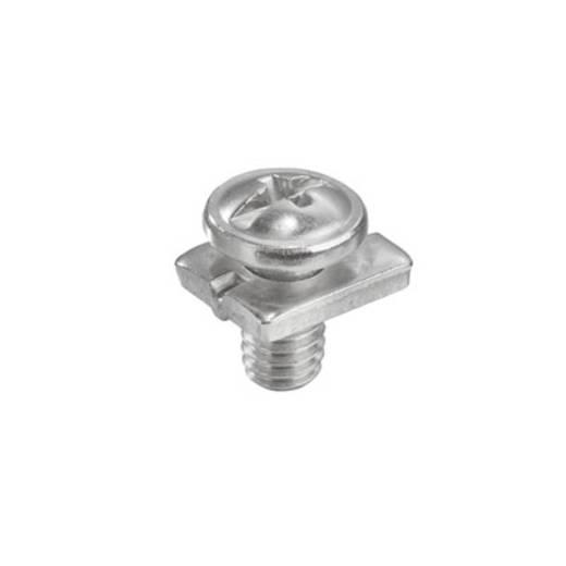 Steckverbinderkomponente HDC FIXING SC SIZE1 M3X6 Weidmüller Inhalt: 100 St.