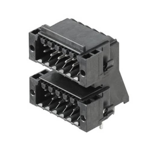 Leiterplattensteckverbinder Schwarz Weidmüller 1028370000 Inhalt: 50 St.