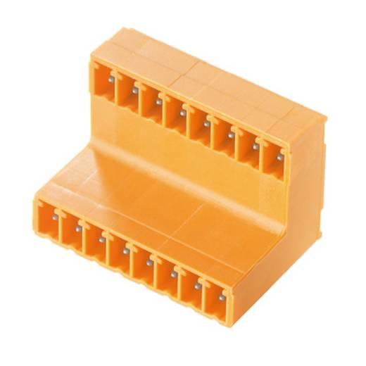 Stiftgehäuse-Platine BC/SC Polzahl Gesamt 10 Weidmüller 1032290000 Rastermaß: 3.81 mm 50 St.