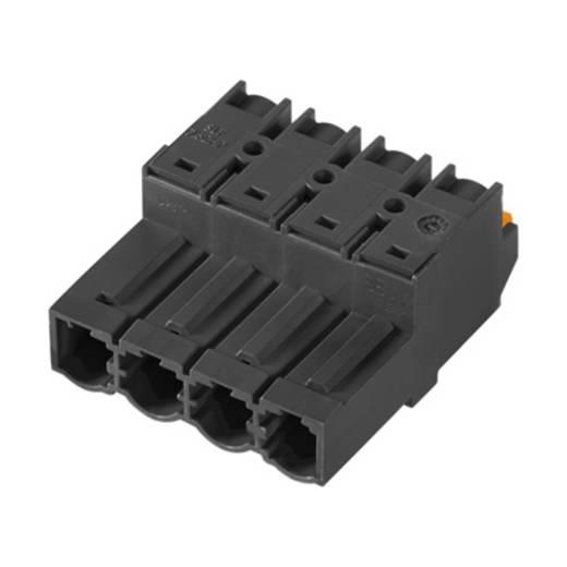 Stiftgehäuse-Kabel Polzahl Gesamt 4 Weidmüller 1043610000 Rastermaß: 7.62 mm 60 St.