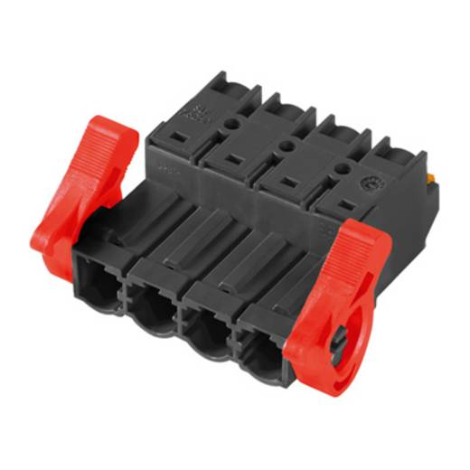 Stiftgehäuse-Kabel Polzahl Gesamt 4 Weidmüller 1043770000 Rastermaß: 7.62 mm 42 St.