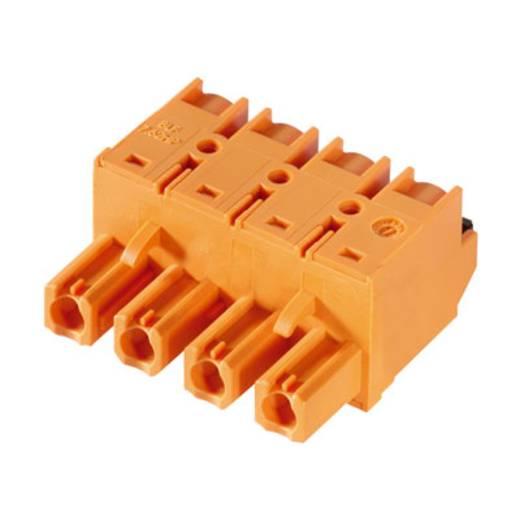Buchsengehäuse-Kabel BL Polzahl Gesamt 4 Weidmüller 1043810000 Rastermaß: 7.62 mm 60 St.