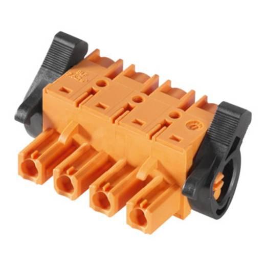 Buchsengehäuse-Kabel BL Polzahl Gesamt 3 Weidmüller 1043960000 Rastermaß: 7.62 mm 54 St.