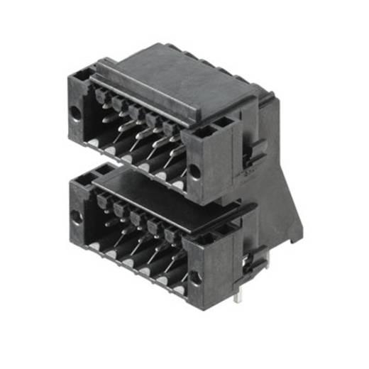 Leiterplattensteckverbinder Schwarz Weidmüller 1045390000 Inhalt: 20 St.