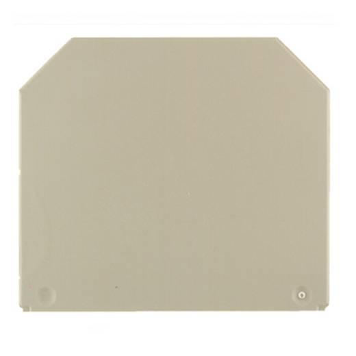 Abschlussplatte WAP 16+35 WTW 2.5-10 1050100000 Weidmüller 20 St.
