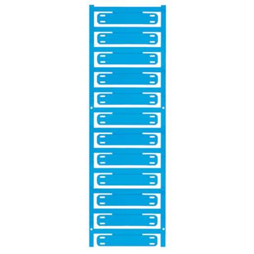 Leitermarkierer Montageart: Kabelbinder Beschriftungsfläche: 60 x 11 mm Passend für Serie Einzeldrähte, Universaleinsatz Atoll-Blau Weidmüller SFX 11/60 MC NE BL 1051870000 Anzahl Markierer: 60 60 St.