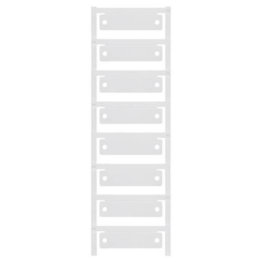 Gerätemarkierung Montageart: Kabelbinder Beschriftungsfläche: 60 x 15 mm Passend für Serie Geräte und Schaltgeräte, Universaleinsatz Weiß Weidmüller CC 15/60 O4MM MC NE WS 1057580000 Anzahl Markierer: 40 40 St.