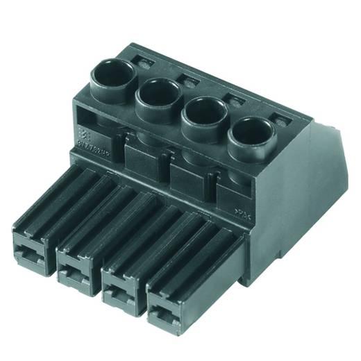 Buchsengehäuse-Kabel Polzahl Gesamt 6 Weidmüller 1060620000 Rastermaß: 7.62 mm 25 St.