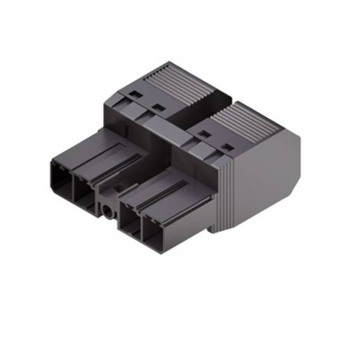 Stiftgehäuse-Kabel BV/SV Polzahl Gesamt 2 Weidmüller 1061110000 Rastermaß: 7.62 mm 65 St.
