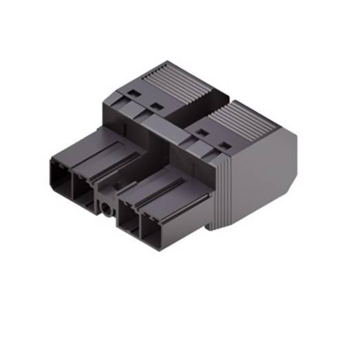 Stiftgehäuse-Kabel BV/SV Polzahl Gesamt 4 Weidmüller 1061140000 Rastermaß: 7.62 mm 40 St.